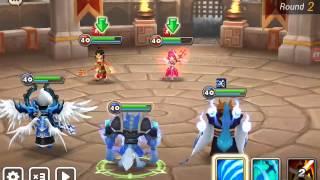 getlinkyoutube.com-[Summoners War] Guild War vs. Barion's guild @@