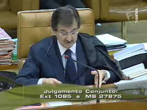 Voto do ministro Peluso no caso Battisti - parte 2 (7/20)
