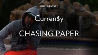 Curren$y & Pharrell - Chasing Paper (Studio Session)