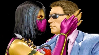 getlinkyoutube.com-Mortal Kombat 9 - All Fatalities & X-Rays on Johnny Cage Costume 2 4K Ultra HD Gameplay Mods