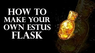 getlinkyoutube.com-How To Make Your Own Estus Flask
