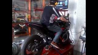 getlinkyoutube.com-Yamaha R25 Dyno