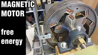 getlinkyoutube.com-Free Energy Generator, Magnet Motor