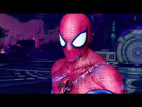 Spider-man: Edge of Time - Comic-Con 2011 (PS3, Xbox 360, Wii, 3DS, DS)