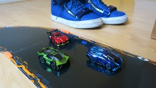 getlinkyoutube.com-RACES IN REAL LIFE! (Anki Overdrive)
