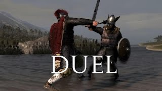 getlinkyoutube.com-Total war: Attila  [Duel - Roman VS Hun]