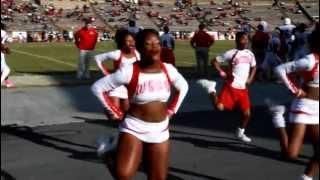 getlinkyoutube.com-2012 Winston Salem State University Cheerleaders Go S.U. GO