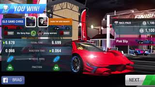 getlinkyoutube.com-Racing Rivals Blue Carbon Pinks vs R90ck *Daily Videos* Please Subscribe