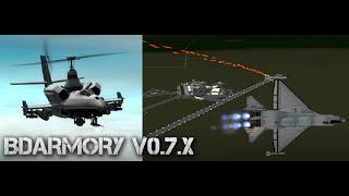 getlinkyoutube.com-KSP - BD Armory Mod Update