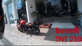 getlinkyoutube.com-Fakhrihp Motovlog - Very Short Ride Benelli TNT 250