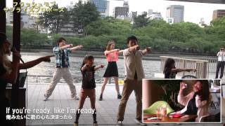 "getlinkyoutube.com-フラッシュモブ サプライズ プロポーズ Flashmob Surprise Proposal "" Marry You "" Bruno Mars"