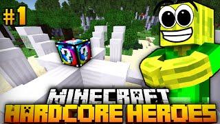 getlinkyoutube.com-Ein REBELLISCHES Abenteuer - Minecraft Hardcore Heroes #01 [Deutsch/HD]