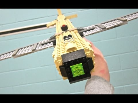 LEGO Hunter Killer Drone - Black Ops 2