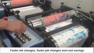getlinkyoutube.com-Flexo printing machine