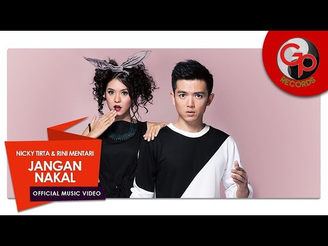 JANGAN NAKAL - NICKY TIRTA & RINI MENTARI karaoke download ( tanpa vokal ) cover