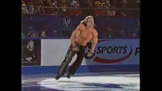 getlinkyoutube.com-2002 GPF (EX) Plushenko - Sex Bomb