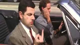 getlinkyoutube.com-مستر بن جاب العيد | Mr.Bean - Middle finger