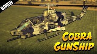 getlinkyoutube.com-GOOD MORNING VIETNAM!  Cobra Gunship - Heliborne Gameplay