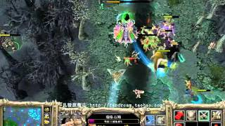 getlinkyoutube.com-超清【情书DOTA】敌人的眼中钉,书式招牌神牛!