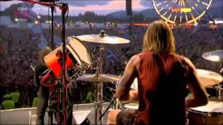 getlinkyoutube.com-Foo Fighters live @ T in the Park 2011 - full set