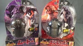 getlinkyoutube.com-Godzilla Eggs Godzilla 2014 and Muto Review