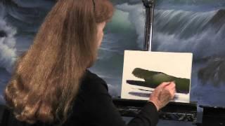 getlinkyoutube.com-Painting a Perfect Wave