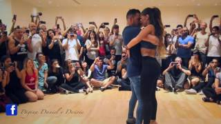 Cornel and Rithika | Bachata Sensual | Conor Maynard | Elastic Heart | DJ Tronky Remix width=
