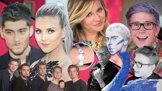 getlinkyoutube.com-Top That! | 1D's Zayn Is Engaged, Lady Gaga's Applause, NSYNC Reunion & More! | Pop Culture News