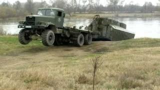getlinkyoutube.com-KrAZ - rear wheels drive