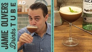 La Patriota | Chocolate, Coffee & Rum Cocktail | Simone Caporale