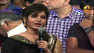 "getlinkyoutube.com-Samantha's Bisket to ""Pawan Kalyan"" Says Ali |Attarintiki Daredi Audio Launch HD |Trivikram Srinivas"
