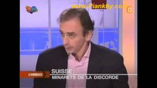 getlinkyoutube.com-Question-piège à Zemmour
