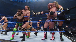 getlinkyoutube.com-World Heavyweight Title No. 1 Contender's Battle Royal: SmackDown, Apr. 15, 2011