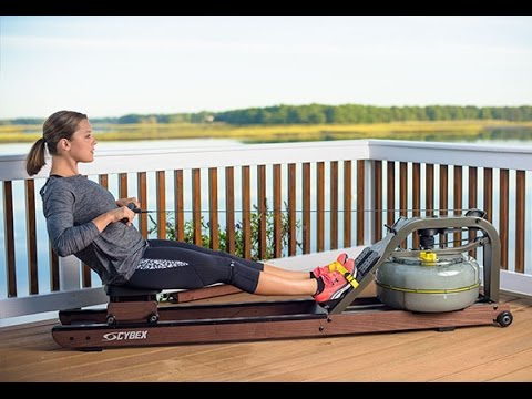 Introducing the Hydro Rower - Cybex International, Inc.