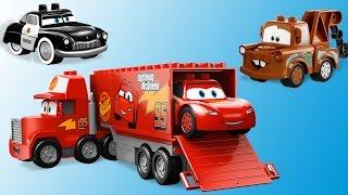 getlinkyoutube.com-Развивающие игры Молнии МакКуина. Истории и приключения машинки. Все серии подряд