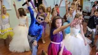 getlinkyoutube.com-Опа 5 класс Гимназия 8 Хабаровск - Лучший выпускной начальной школы !!! - PSY Gangnam Style