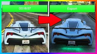 getlinkyoutube.com-YOU NEED TO KNOW THIS TRICK BEFORE SELLING CARS IN GTA ONLINE TO EXPORT FASTER & MAKE MORE MONEY!