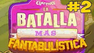 getlinkyoutube.com-Por Fin Una Buena Jugada - La Batalla Mas Fantabulistica - Clarence (Gameplay en HD)
