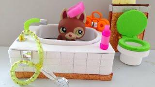 getlinkyoutube.com-How to make a LPS bathtub