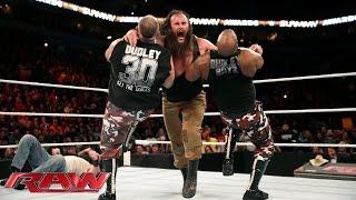 getlinkyoutube.com-Kane, The Dudley Boyz & Tommy Dreamer vs. The Wyatt Family: Raw, December 21, 2015