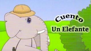 """getlinkyoutube.com-Cuento infantil """"Un elefante"""