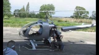 getlinkyoutube.com-Rotorway helicopter, construyendo un sueño...