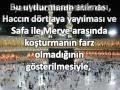 Kuran'daki Hac Hakkında Bilmemiz Gerekenler / Hac'da Yapılacaklar/ İslami video - Dini video