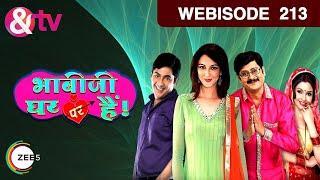 Bhabi Ji Ghar Par Hain - Episode 213 - December 23, 2015 - Webisode