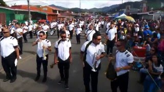 getlinkyoutube.com-Banda Vieja Metropoli, Carnaval Nacional Desamparados 2015.