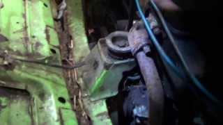 getlinkyoutube.com-Fiat 126 Personal . Odpalanie po 25 latach stania w szopie.