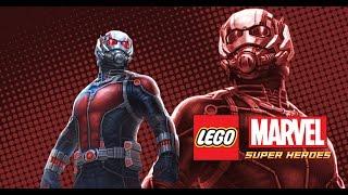getlinkyoutube.com-LEGO Marvel PC Mod - Ant Man Movie Variant