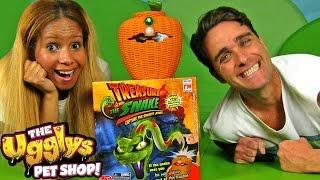 getlinkyoutube.com-Treasure of the Snake + The Ugglys + MLP Blind Bags ! || Blind Bag Show Ep29 || Konas2002