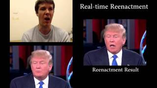 getlinkyoutube.com-Face2Face: Real-time Face Capture and Reenactment of RGB Videos (CVPR 2016 Oral)