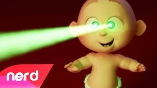 Incredibles 2 Song | Incredible Night | #NerdOut (Incredibles 2 Unofficial Soundtrack) width=